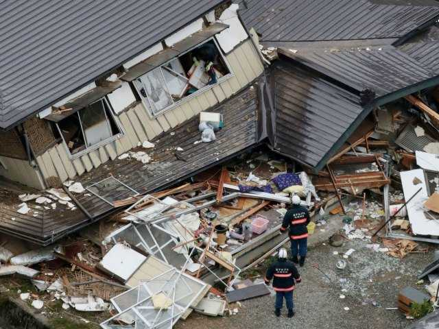 Damage worse than thought from Japan quake