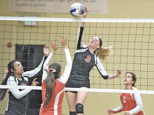 SCCS volleyball keeps rolling