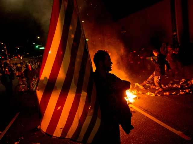 Police across US prepare for more Ferguson rallies
