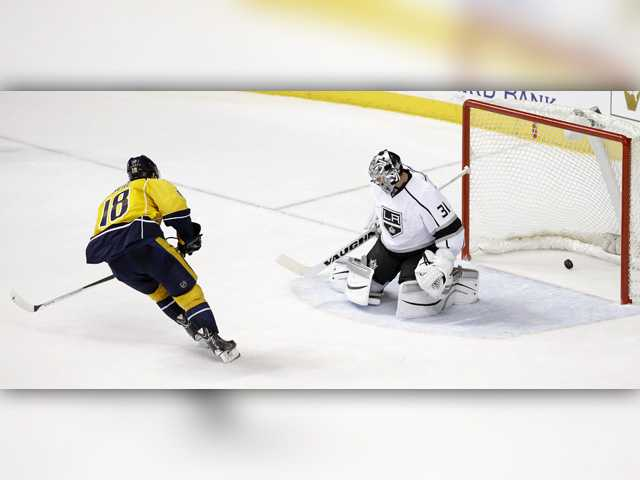 Kings lose another shootout