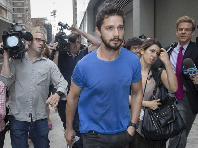 Shia LaBeouf making progress on treatment