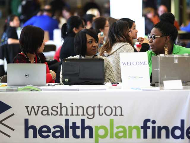 Health insurance sign-ups coming to shopping malls