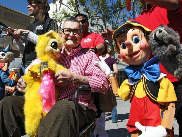 Bob Baker, legendary puppeteer, dead at 90