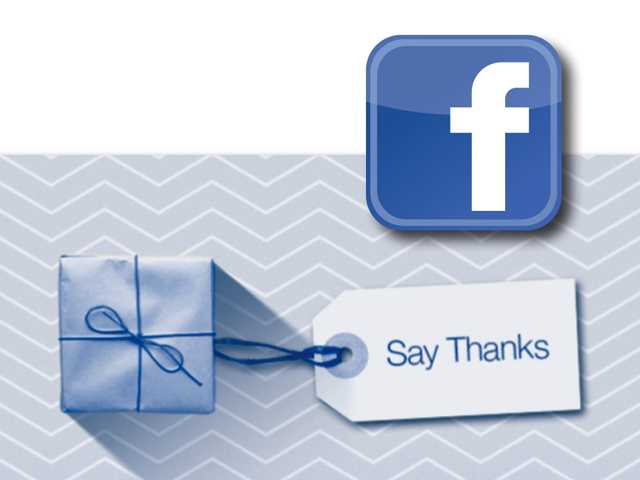 'Say Thanks': Facebook launches new feature to encourage gratitude this Thanksgiving