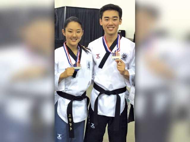 Local makes national team in Taekwondo