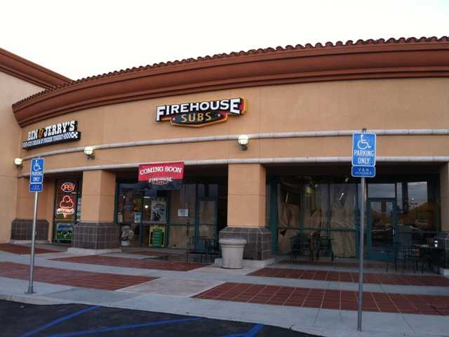 Firehouse Subs helps first responders