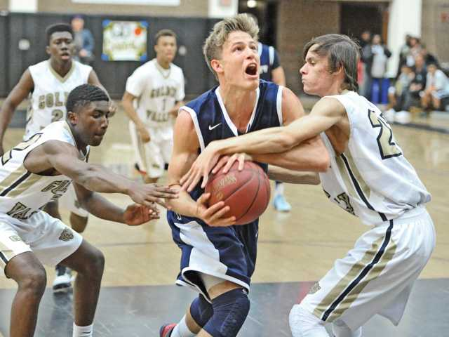 Trinity gets big win over Foothill League's Golden Valley
