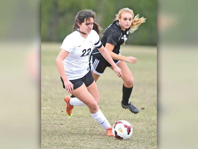 Full-strength SCCS soccer wins in a blow out