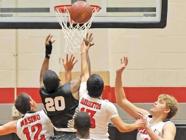 Franklin's 37 points lift Hart over Eastside