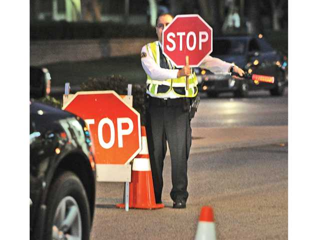 UPDATE: SCV deputies will check for DUI drivers tonight