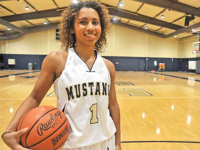 Whitney Best is a big part of Mustangs' early success