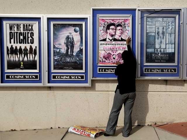 "UPDATE: Sony cancels release of ""The Interview"""