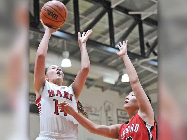 Hart basketball runs into tough Harvard-Westlake
