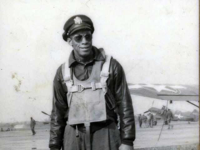 Tuskegee Airman Lowell Steward dies at 95
