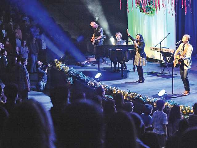 Real Life Church hosts a musical Christmas