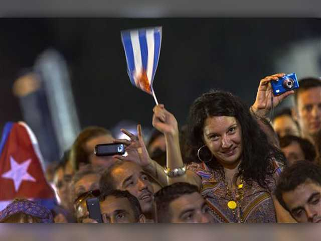 A chance to breach divide for young in Cuba and US