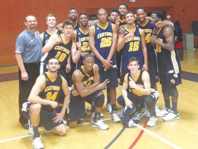 COC Insider: Men's basketball scores a tournament win