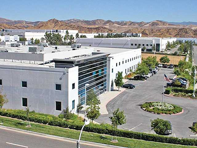 Aerospace Firm Completes Move to Valencia