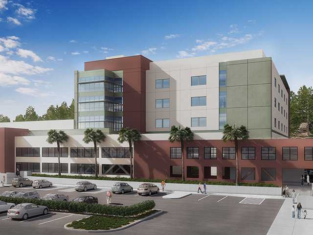 Hospital to Expand With Construction of Six-Story Patient Tower