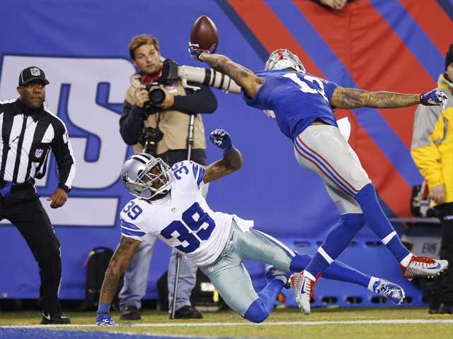 2014 provides plenty of eye candy for sports fans