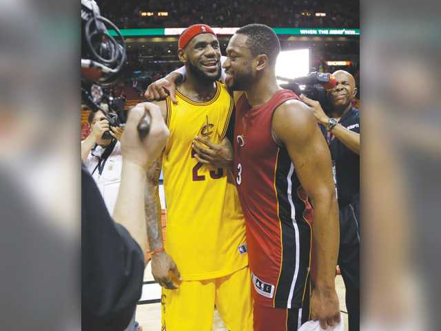 100% authentic 6cd2c 3d6cf NBA roundup: Heat beat LeBron in Christmas reunion