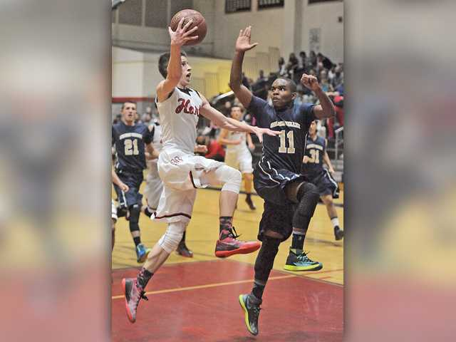 Hart fires on all cylinders at Holiday Classic