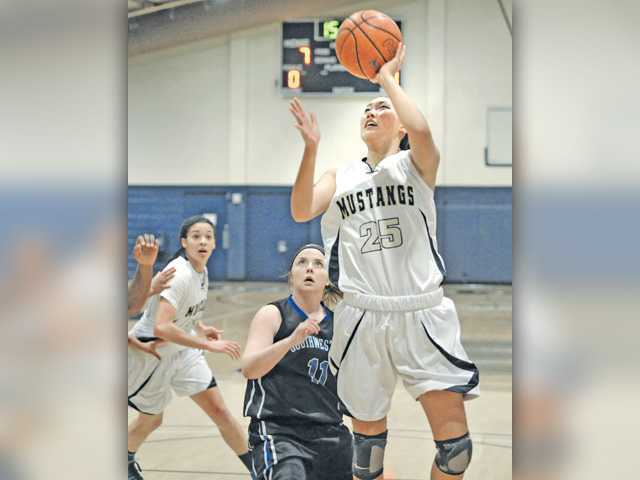 The Master's College women's hoops shows no rust