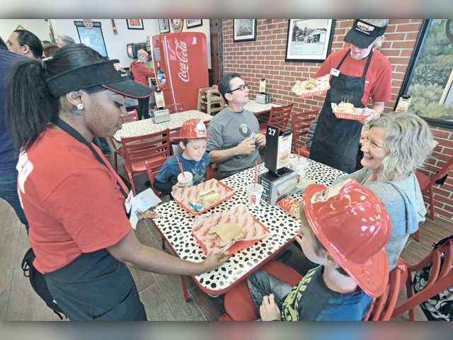 Firehouse Subs preps for grand opening Wednesday