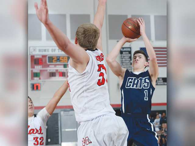 Surprising West Ranch basketball upends Hart
