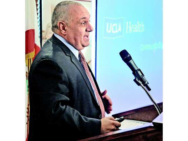 UCLA to serve community
