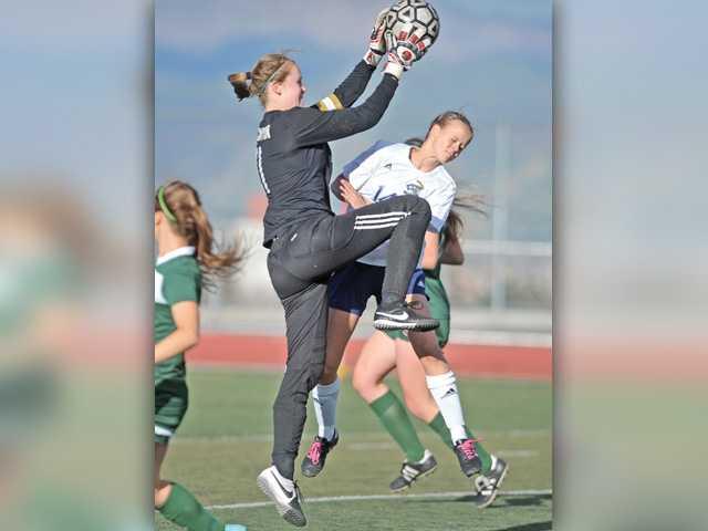 Canyon soccer draws last blood