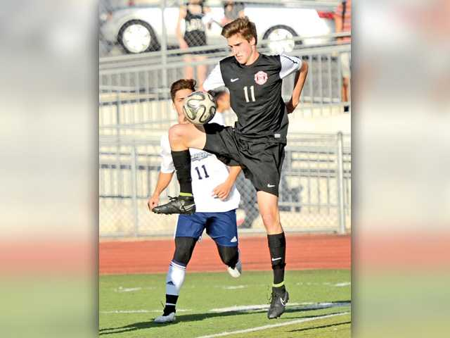 On the Beat Soccer: Hart boys, Saugus girls rise to the top