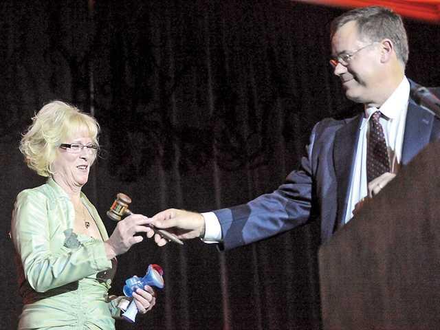 Chamber holds 91st installation event at Hyatt Regency Valencia