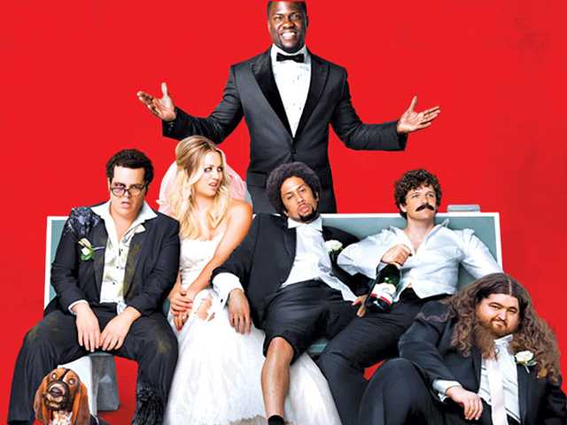 'The Wedding Ringer' is ridiculous