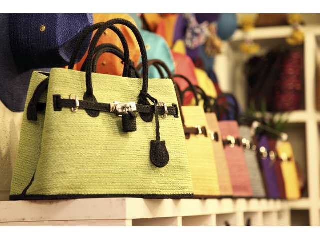 Want to help a sex trafficking victim get on her feet? Buy a handbag
