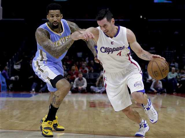 Clippers ride Crawford's shooting to 102-98 win over Nuggets