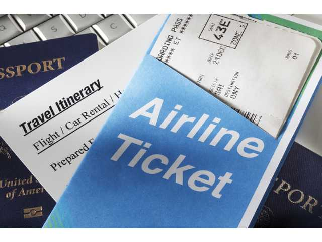 Some airline fees are nonrefundable
