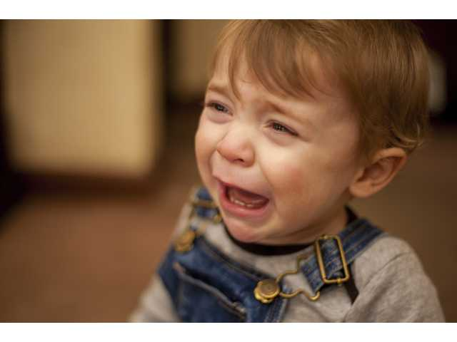 9 absurd reasons your toddler might be crying right now