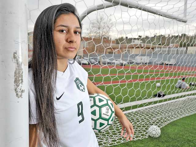 Canyon's Alyssa Aguilar: A glimpse of the future