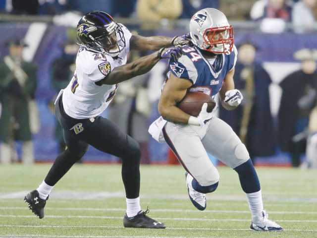Shane Vereen gets his chance in the Super Bowl