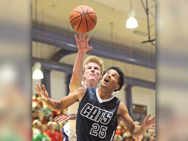 Vikings boys hoops take charge over West Ranch