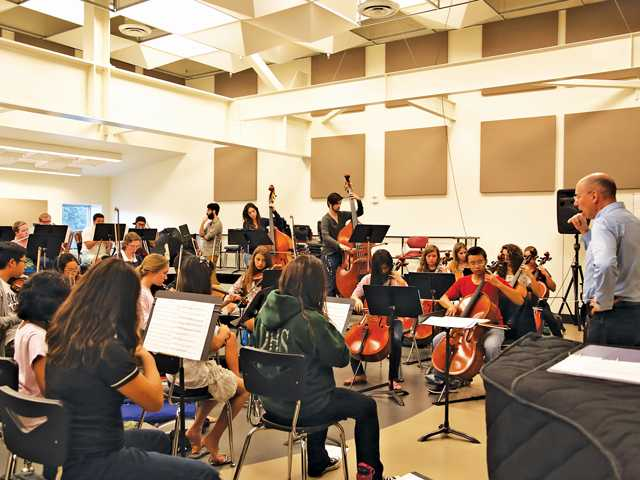 Youth orchestra opens auditions