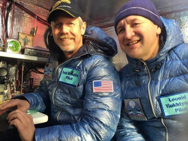 Balloon crew makes history crossing Pacific Ocean