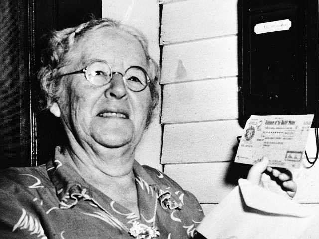 Meet Ida May Fuller, recipient of 1st Social Security check