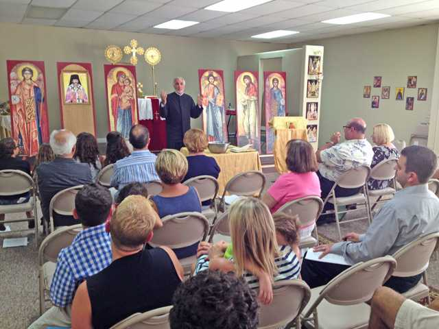 Local congregation seeks to introduce the SCV to Orthodox Christianity