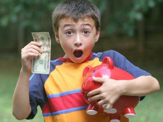 Allowances ruin kids