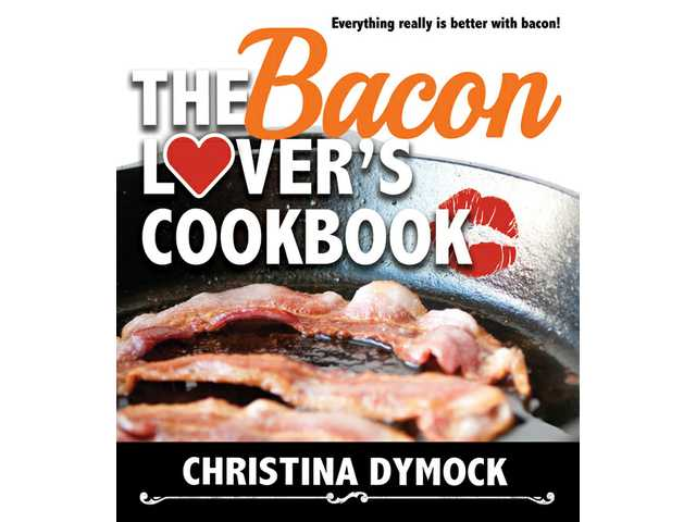 Cookbook review: 'Bacon Lover's Cookbook' shares recipes for a tasty guilty pleasure