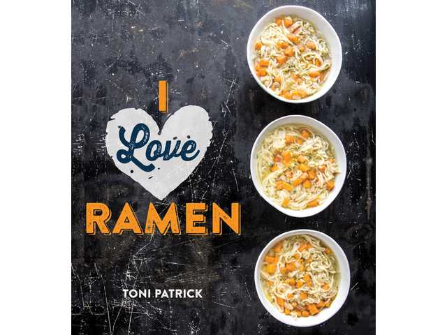 Cookbook review: 'I Love Ramen' spruces up a college staple