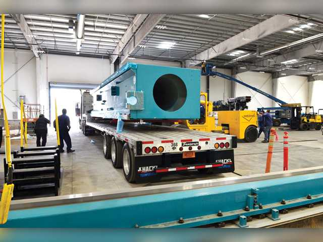 Aerospace Dynamics Begins Installation on $10M Worth of Machinery
