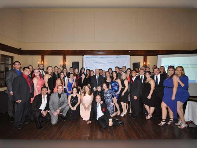 Junior Chamber International holds annual gala